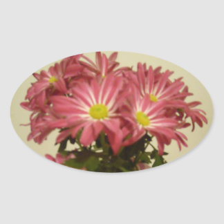 lovely flowers stickers