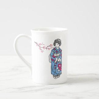 Lovely Geisha Specialty Mug