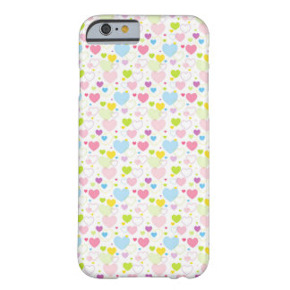 Lovely Hearts iPhone 6/6s Barely There iPhone 6 Case
