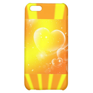 LOVELY HEARTS iPhone 5C COVER