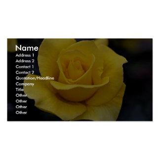 Lovely Hybrid Tea Rose Business Cards