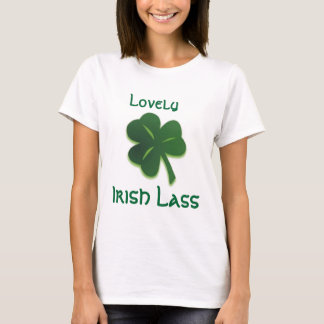 Lovely Irish Lass T-Shirt