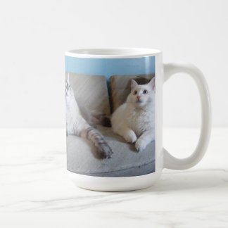 Lovely kitty mug