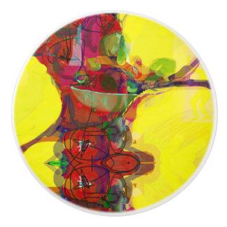 Lovely Knob, 16 Ceramic Knob