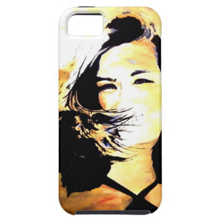 Lovely Lady iPhone 5 Covers