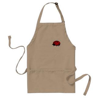 Lovely Ladybug All-Purpose Apron 1