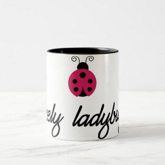 Lovely Ladybugs Mug