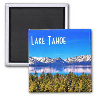 Lovely Lake Tahoe Magnet