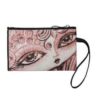 Lovely Lashes Coin Purse