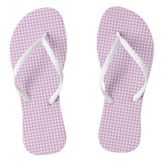 Lovely-Lavender_Gingham-Unisex_Multi-Styles Thongs