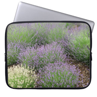 Lovely Lavender Laptop Sleeve