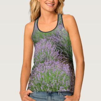Lovely Lavender Singlet