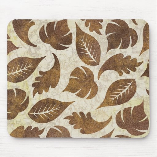 Lovely Leaves Ipod, Ipad Covers and Gifts Mousepad
