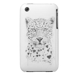 Lovely leopard iPhone 3 cases