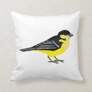 Lovely Lesser Goldfinch Cushion