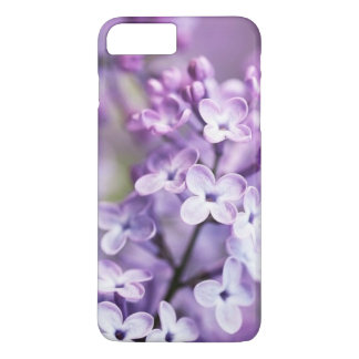 Lovely Lilac Design iPhone Case
