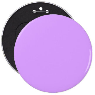 Lovely Lilac Solid Color 6 Cm Round Badge
