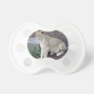 Lovely Lioness Pacifier