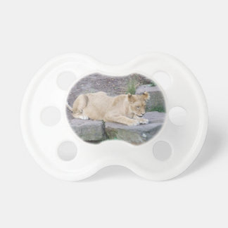 Lovely Lioness Baby Pacifiers