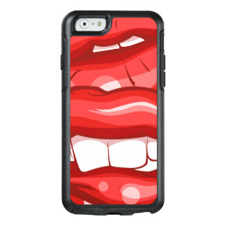 Lovely Lips OtterBox iPhone 6/6s Case