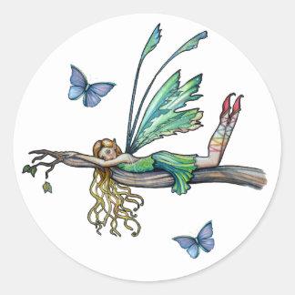 Lovely Little Fairy Stickers