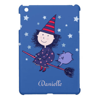 Lovely Little Witch iPad Mini Case