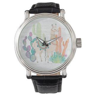 Lovely Llamas II Watch