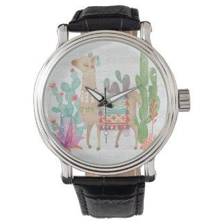 Lovely Llamas IV Watch