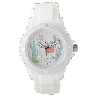 Lovely Llamas V Watch