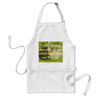Lovely looking frog standard apron
