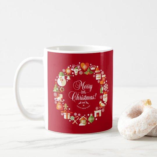 Lovely Merry Little Christmas | Classic Mug