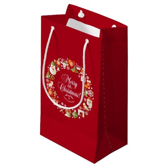 Lovely Merry Little Christmas | Gift Bag
