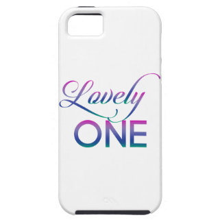 Lovely One Case For The iPhone 5
