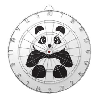 Lovely Panda bear Dartboard