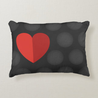 Lovely pillow with heart