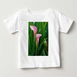 Lovely Pink calla lily Shirts