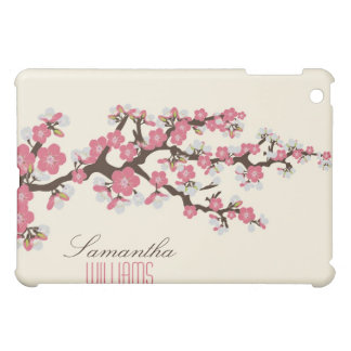 Lovely Pink Cherry Blossom  iPad Mini Covers