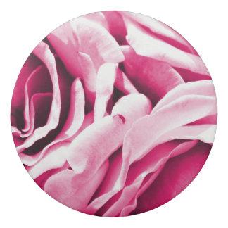Lovely pink roses floral photo eraser