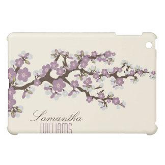 Lovely Purple Cherry Blossom  iPad Mini Cover