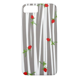 lovely roses iPhone 8/7 case