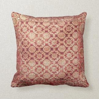 Lovely Silk Cushion with an asian design