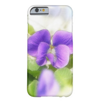 Lovely Spring Violet Barely There iPhone 6 Case