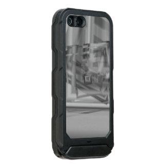 Lovely stylish monochrome  pattern design incipio ATLAS ID™ iPhone 5 case
