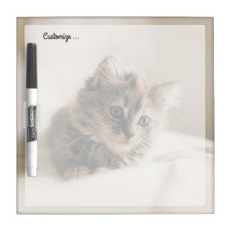 Lovely Sweet Cat Kitten Kitty Dry-Erase Whiteboards