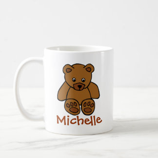 Lovely teddybear coffee mug