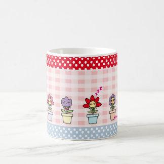 lovely to flower spring Time Basic White Mug