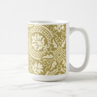 Lovely Vintage Damask Mug