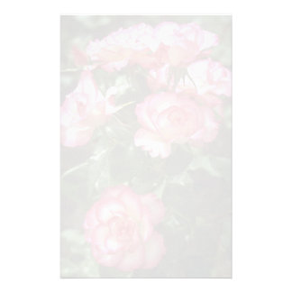 Lovely Wild roses Personalized Stationery