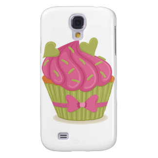 Lovely yummy cupcake samsung galaxy s4 covers