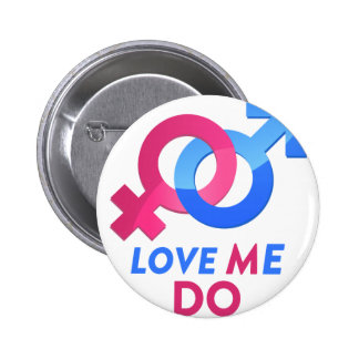 LoveMeDo 6 Cm Round Badge